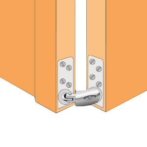 Tube door closer RTS t/u