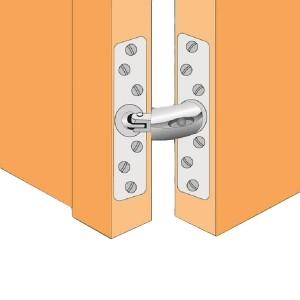 Tube door closer RTS v