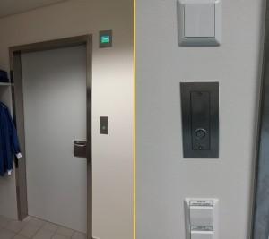Grundaufbau Zentrale Schleusensteuerung