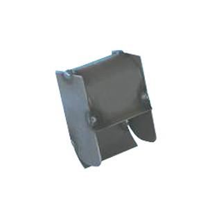 Die DICTATOR Einlaufkurve ist für die meisten Standard Aufzugtürdämpfer geeignet. Aufzugtürdämpfer Einlaufkurve