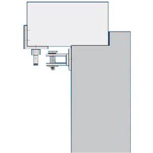 Accessories de fixation pour les amortisseurs-limiteurs d
