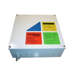 Steuerungen Brandschutzantriebe Steuerung Brandschutzantrieb