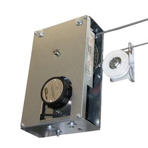 Halbautomatische Brandschutzantriebe
