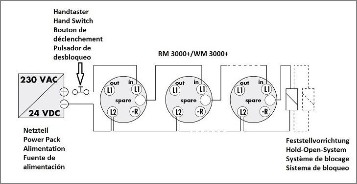 Heat    Detector    WM 3000  Dictator