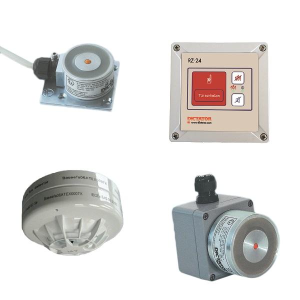 EX Feststellanlagen Komponenten