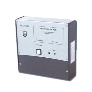 TSZ 0400 Central Unit with Power Supply