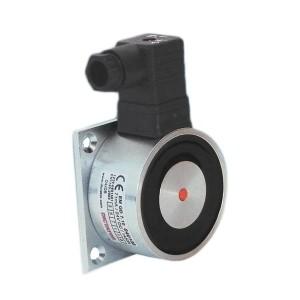 Elektro-Haftmagnet mit Anschlussstecker