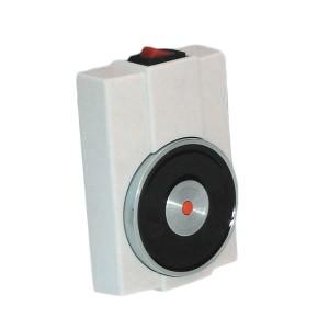 Elektro-Haftmagnet mit Kunststoffgehäuse