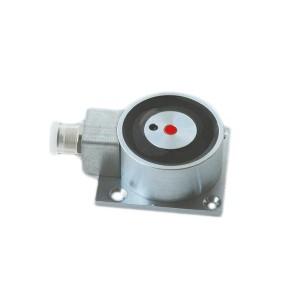 Elektro-Haftmagnete mit Rückmeldekontakt und 4-poligem Steckanschluss