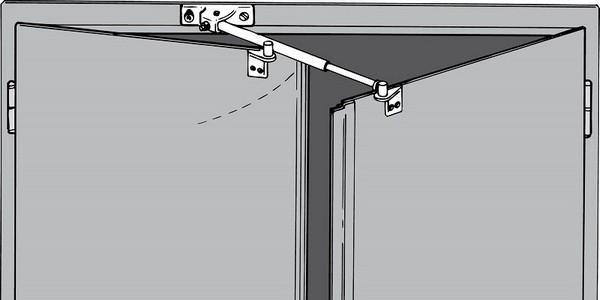 Door-Selector-SR90-Function2 .  sc 1 st  Dictator gas springs door closers gate drives d&ers & Door Sequence Selector SR 90 fire protection doors