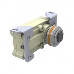 Radialdämpfer Rotationsdämpfer für Schiebetüren Schiebetore Laufwagen Maschinenbau