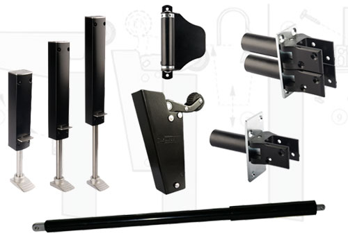 New procduct line, black line door products like door holder black line door holder
