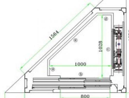 Homelift Aufzugslösung für beengte Platzverhältnisse