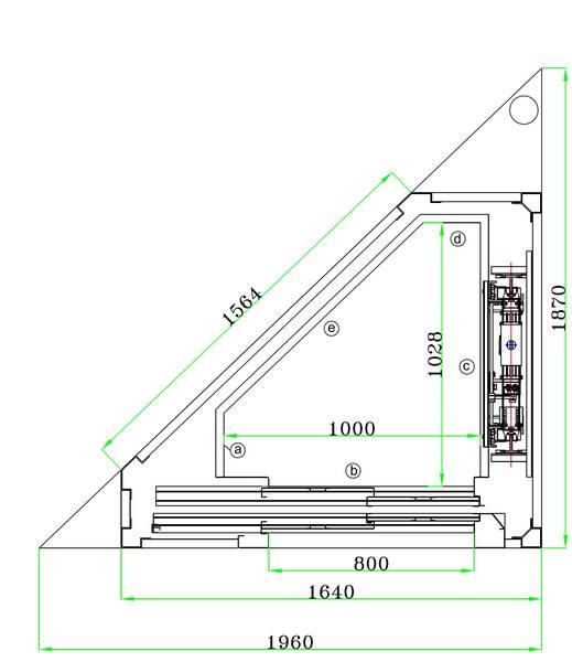 Homelift Aufzug Maschinenrichtlinie