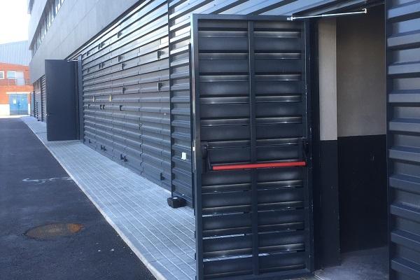 Türöffnungsbegrenzer Hallentüren