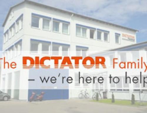 DICTATOR – Die Familie an Ihrer Seite: Nachwuchsförderung und Völkerverständigung