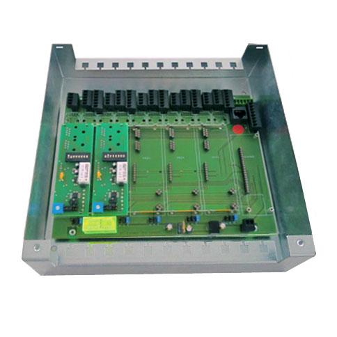 Dans le système d'écluse antidéflagrant toutes les parties importantes pour l'électricité sont centralisées dans la commande centrale SK.