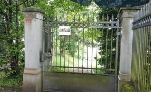 Friedhof Torschließer