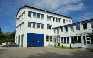 DICTATOR Firmenzentrale in Neusäß