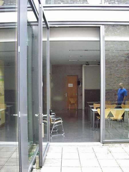 Türdämpfer Türen offen halten verhindern zuknallen Glastür