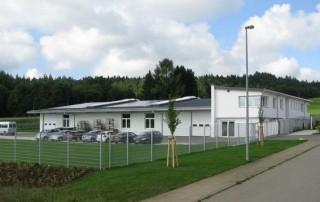HAUG Antriebstechnik Gebäude