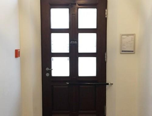 Türschließer DIREKT auch für Haustüren