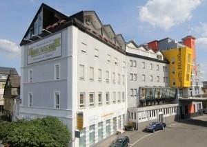 Hotel Weiland - Anbindung des neuen Restaurants im 2. Stock an die Küche dank Homelift DHM 500