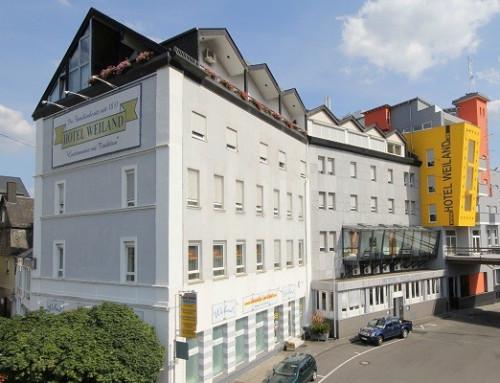 Homelift DHM 500 im Hotel Weiland, Lahnstein