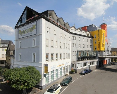 Hotel Weiland Homelift