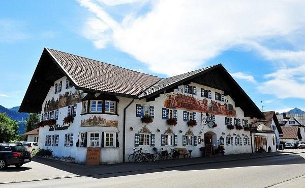 Hotel Weinbauer ahora