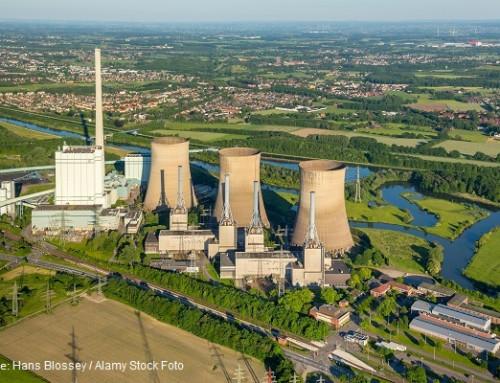 Unterdruck in Kraftwerksgebäude macht Türen zu unkalkulierbarem Risiko