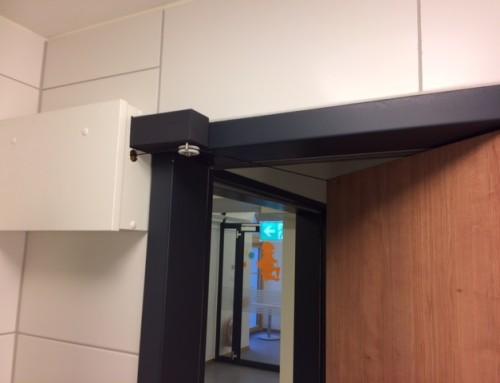 Türschließer für Falttüren – DICTAMAT 50