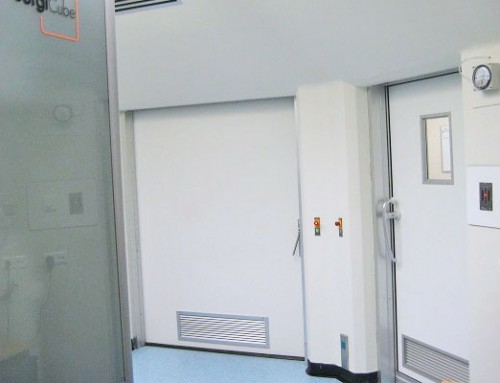 Krankenhaushygiene – ein Fall für die Schleusensteuerung