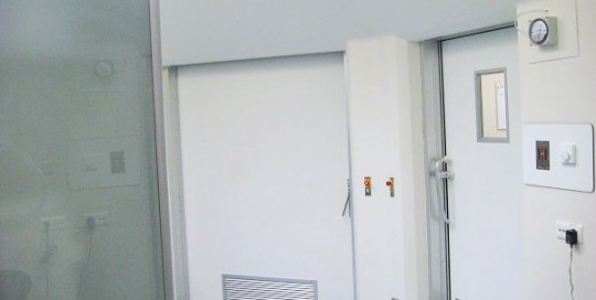 Krankenhaus Schleusensteuerung