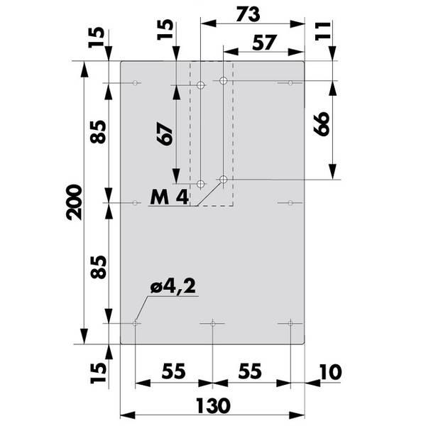 Montageplatte 205212