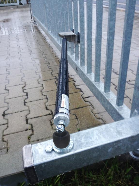 DICTATOR Öldämpfer bremsen Tore zuverlässig