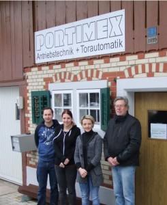 Firma PORTIMEX Team