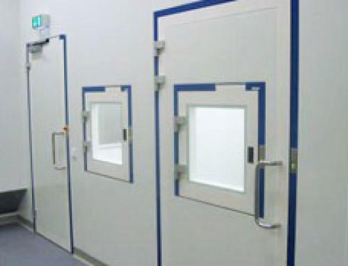 Schleusen in Reinraumanlagen für sichere Abläufe