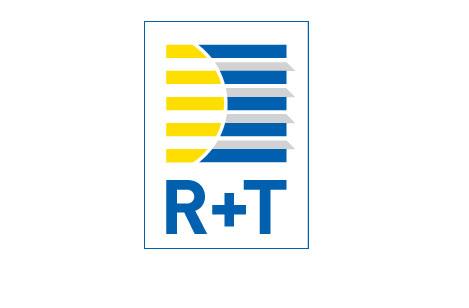 R+T Stuttgart Weltleitmesse für Rollladen Tore und Sonnenschutz