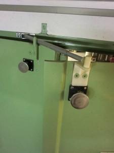 Schließfolgeregler Brandschutztüren