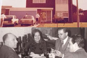 1970er Jahre Internationalisierung