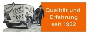 Qualität und Erfahrung seit 1932