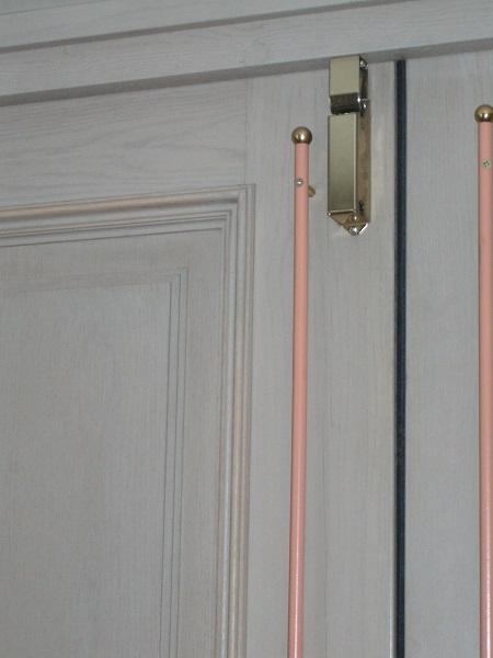 Türschließer für Rundbogentüren