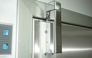 Türdämpfer VS 2000 Kühlraumtür