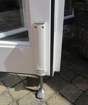 Door holder ZE door stop buffer fix doors in any position