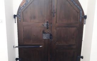 Türschließer Kirchentür