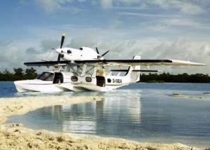 Dornier Wasserflugzeug Gasfedern